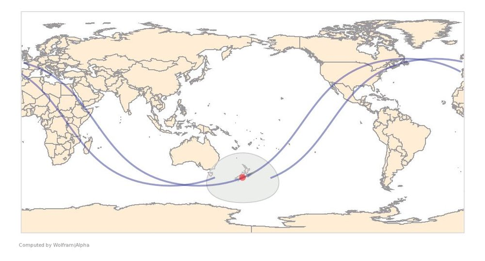 Image Timestamp:2014-08-10 00:38:43 UTC ISS Nadir position:45.21°S, 172.7°E (New Zealand) Image Geolocation:43.780°S, 172.934°E (Christchurch, New Zealand)