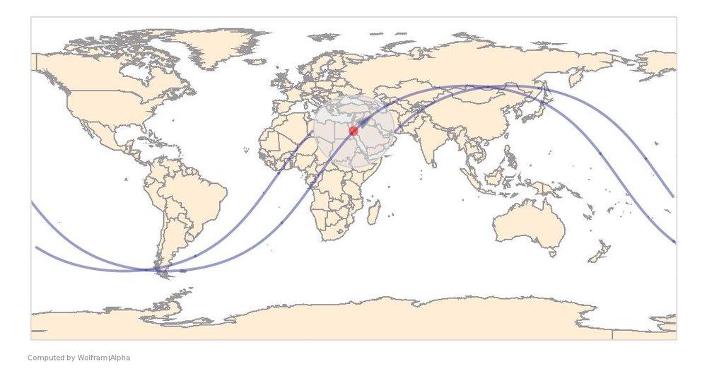 Image Timestamp:2015-09-02 04:29:20 UTC ISS Nadir position:26.26°N, 35.86°E (Saudi Arabia) Image Geolocation:19.613°N, 45.123°E (Jordan)