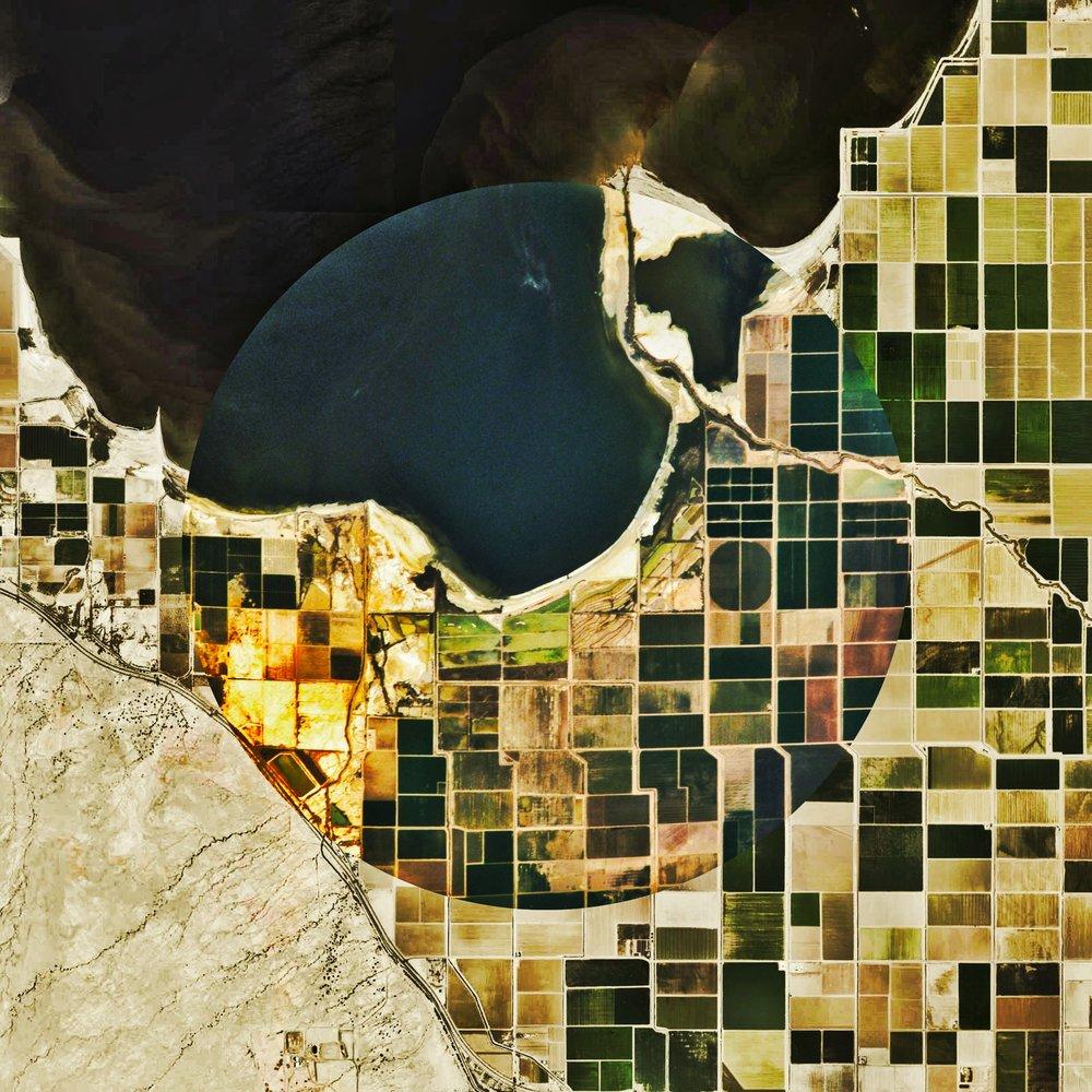 The Salton Sea : California :INSTAGRAMVersion