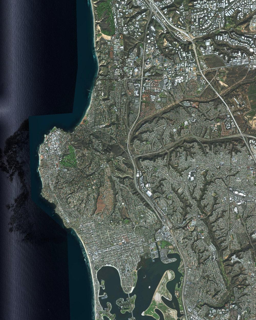Basemap Satellite Imagery