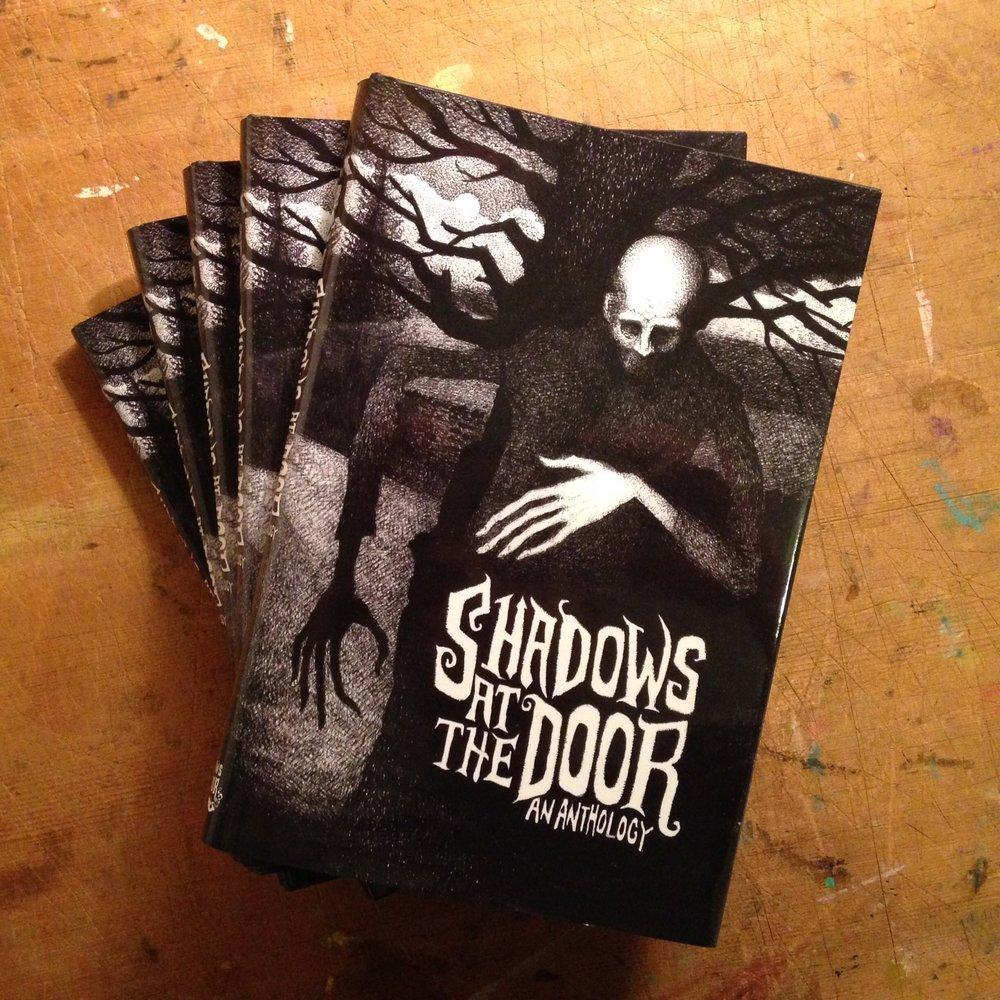 84e8fb2c7b9f Shadows at the Door  An Anthology - Hardback Edition — Shadows at the Door
