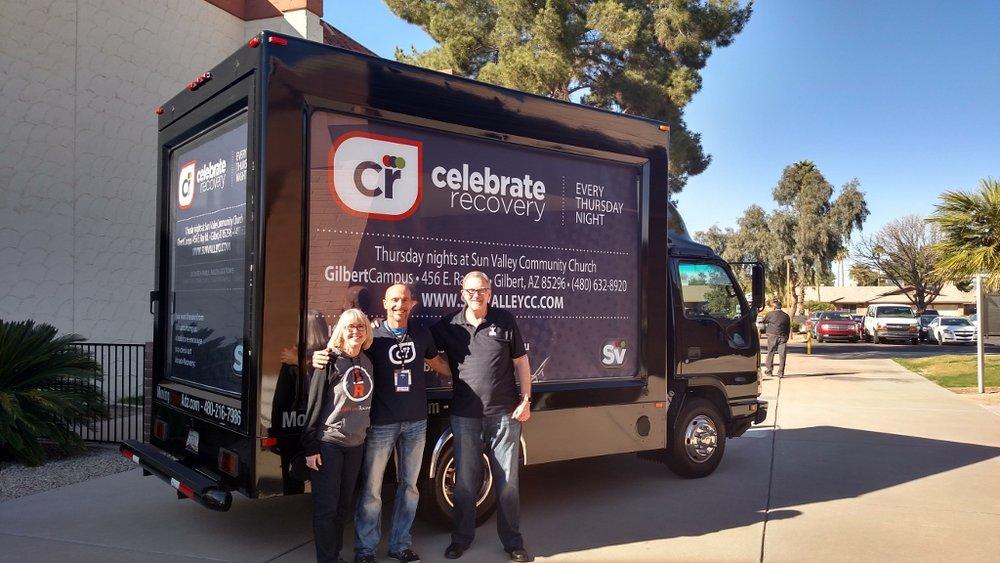 John & Cheryl Baker Founder Celebrate Recovery