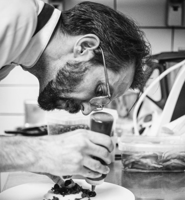 Gast-Chefkoch: Moritz Stiefel,  Stiefels Hopfenkranz , Luzern