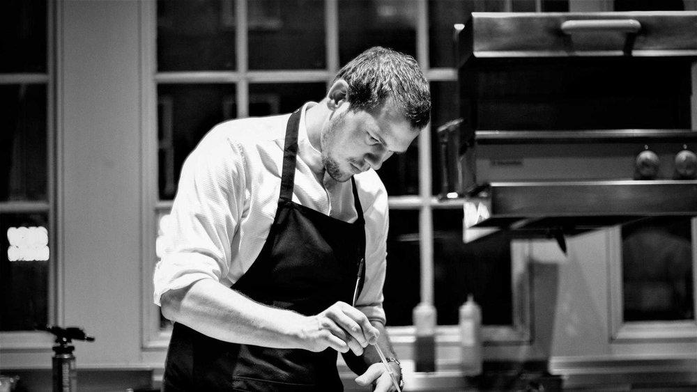 Gast-Chefkoch: Pascal Steffen,  roots , Basel