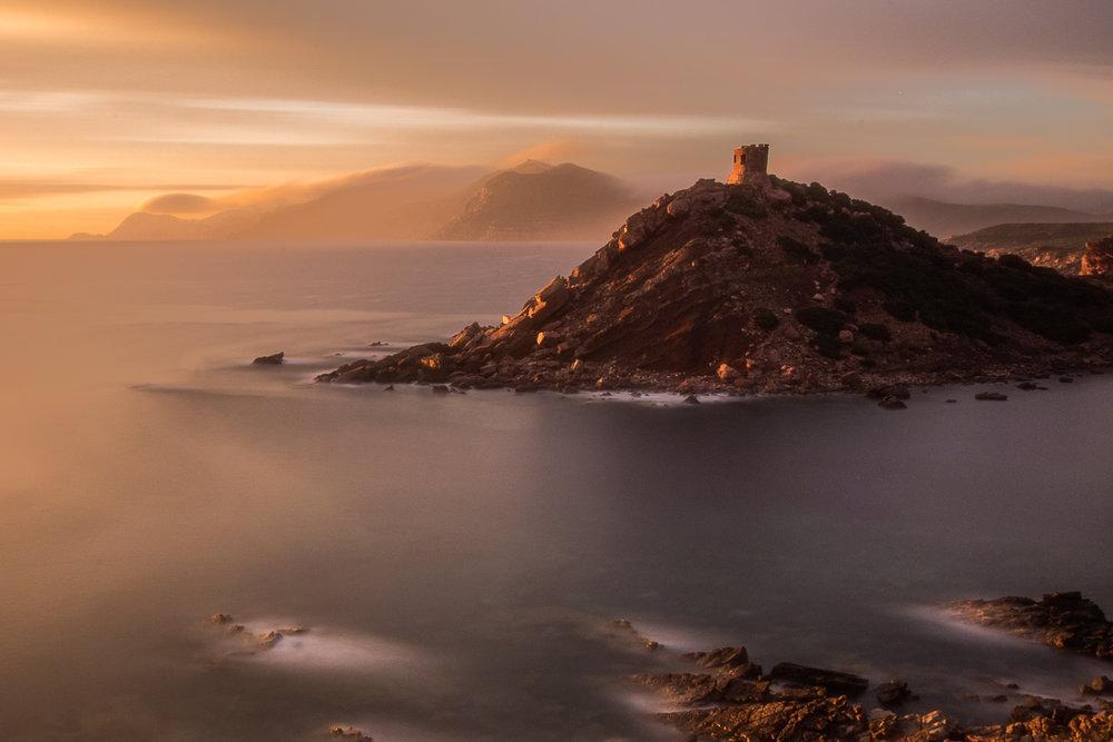 Torre del Porticciolo (Sardinien -Italien Maj 2017)