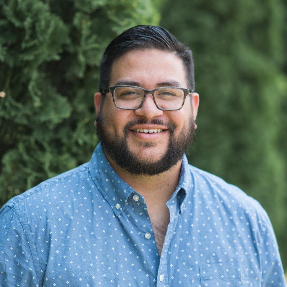 Robert Gonzalez<br>Middle School Designer