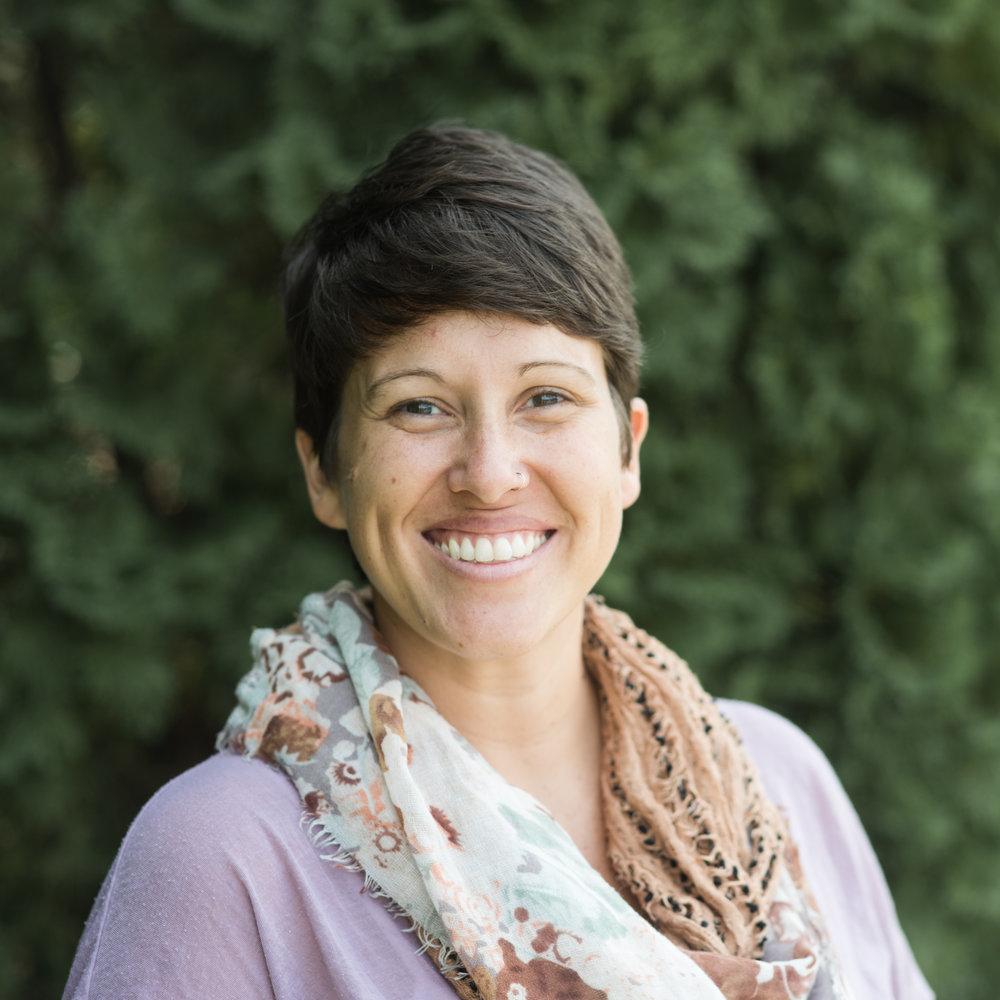 Lindsey Buchholz <br> Good Shepherd Designer