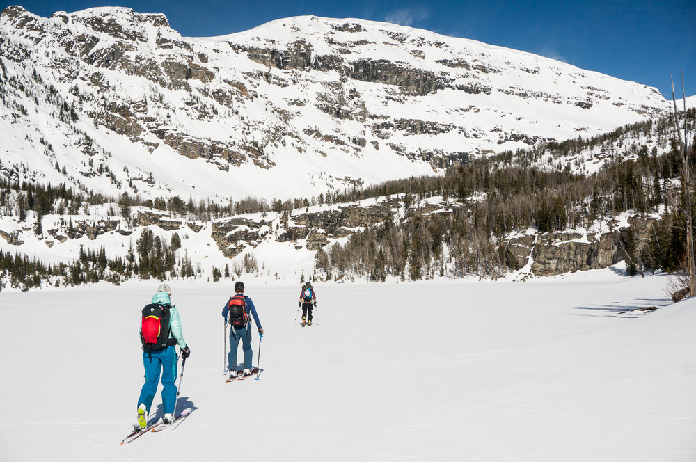 Backcountry Adventure with Big Sky Backcountry Guides
