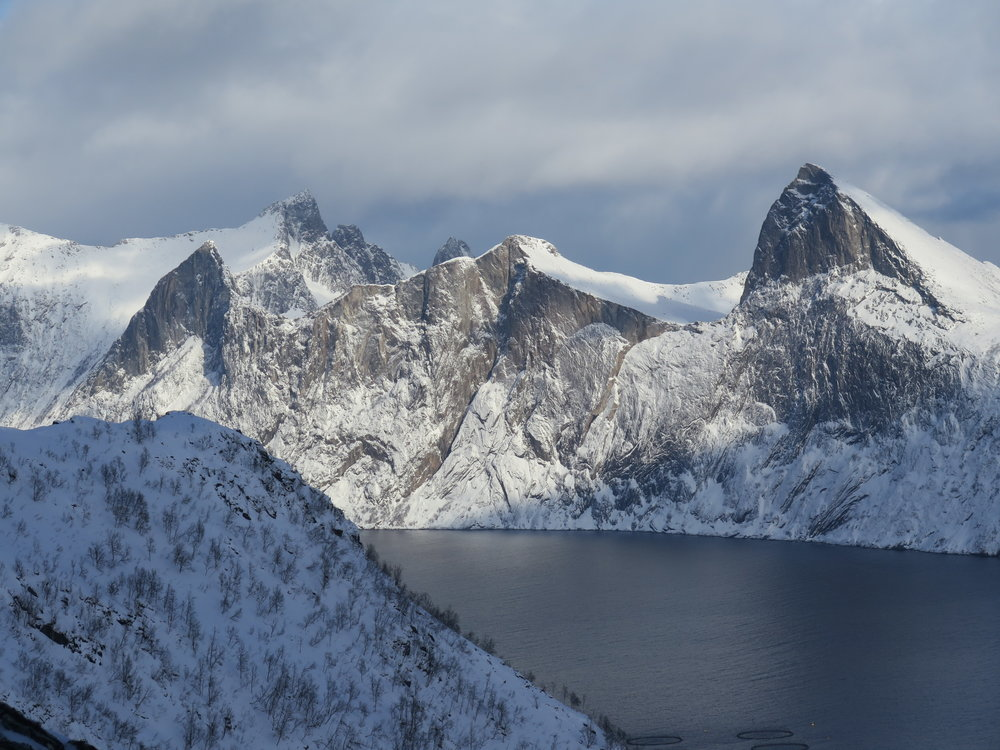 Senja Backcountry Skiing