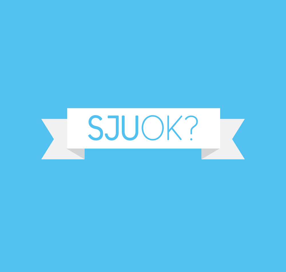 SJUOK (Mental Health Campaign)