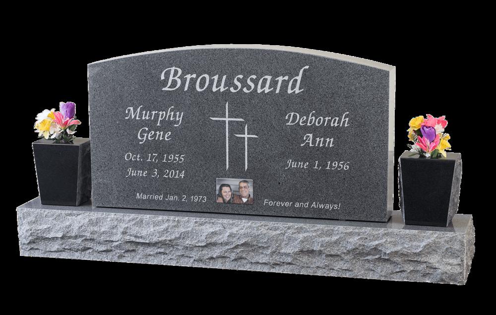 Broussard, Debbie - Monument front.png