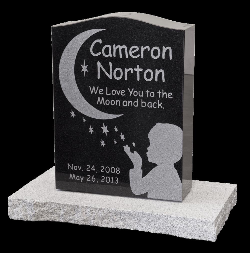 Headstone, Fairview cemetery, Winnie, TX