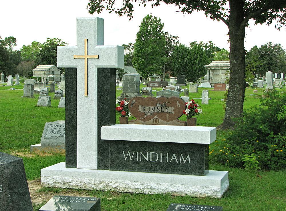 headstone, Beaumont, TX