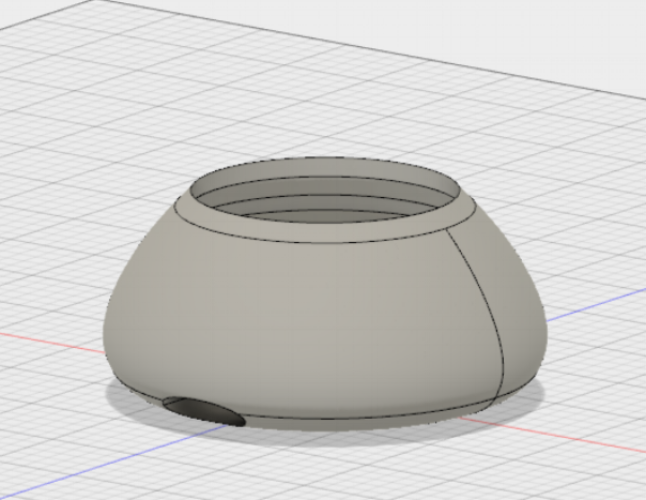 3D Model for the base