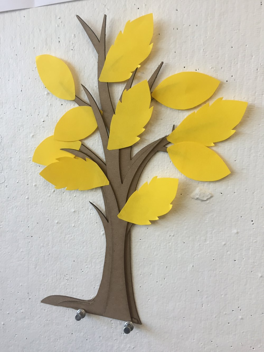 Prototype of the Physical Tree version