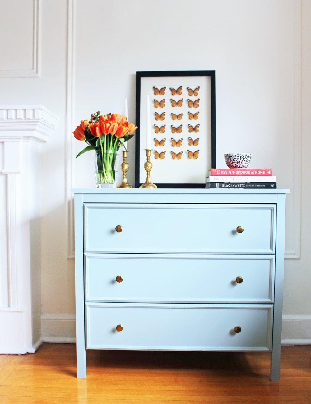 Famous DIY Ikea Hack Chest of Drawers — Tiffany Leigh Design WC88
