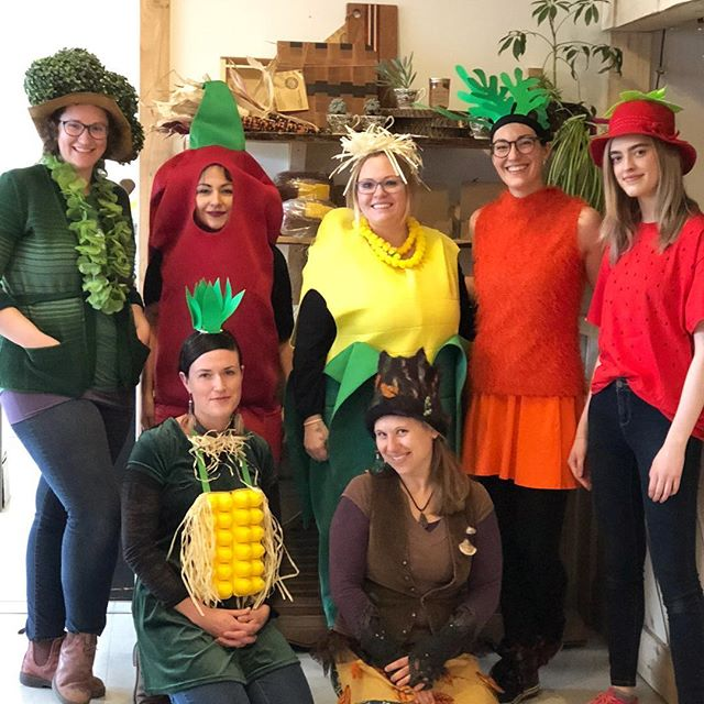 Happy Halloween from all of us here at Long Table! Come see us with your littles for a treat today! We are open until 5! #longtablegrocery #halloween #westquesnel #quesnel #localfood #growingcommunitythroughfood