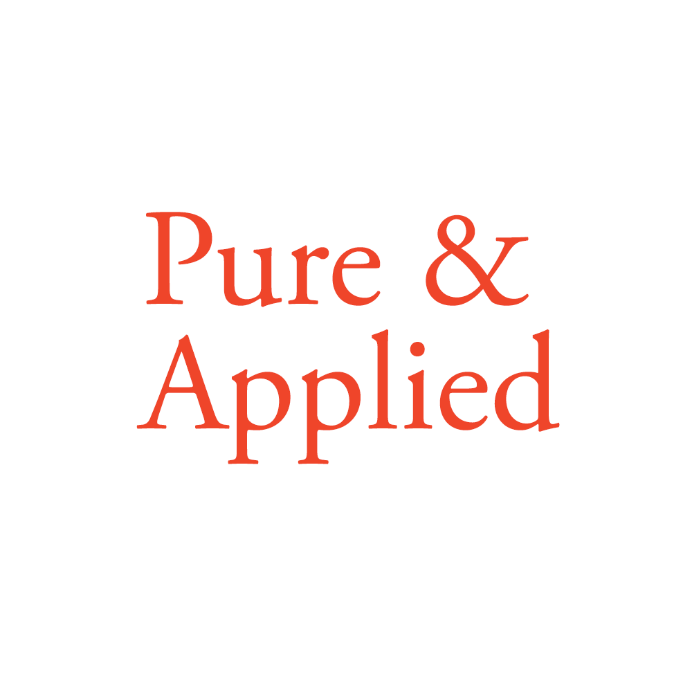 Pure & Applied Group