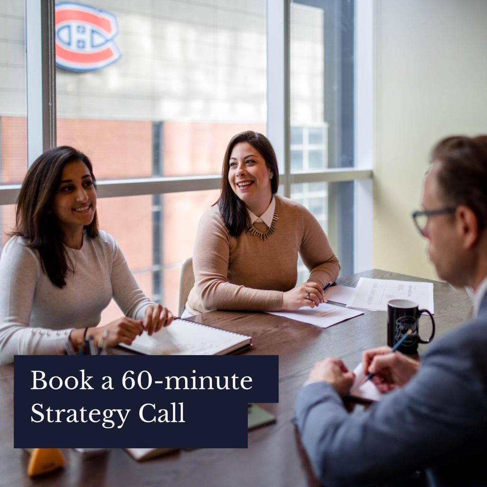 Make sure you're heading in the right direction, get a quick teardown of your latest project, or figure out exactly what your next move should be. Get help with a laser-focused strategy call.