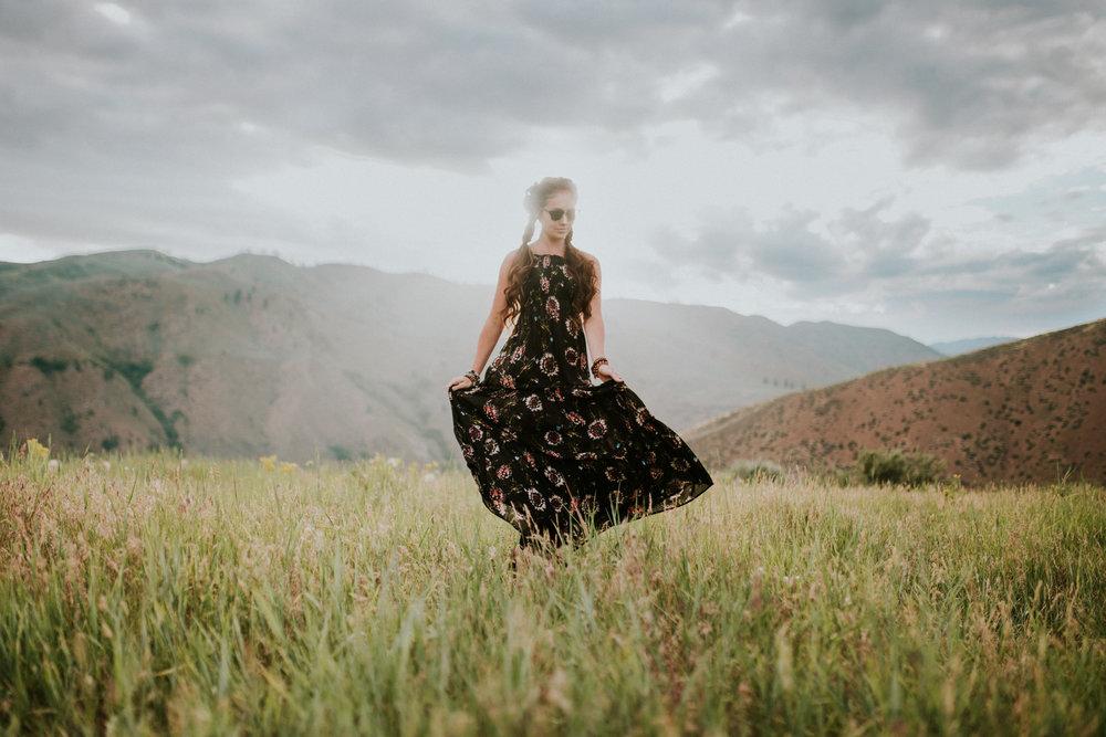 Styled Shoot for Studio Boise -