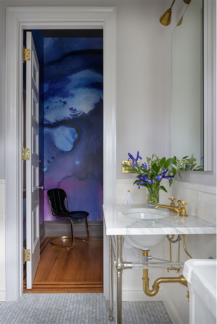THUNDER Designer: Jessica Helgerson Interior Design Photo: Aaron Leitz