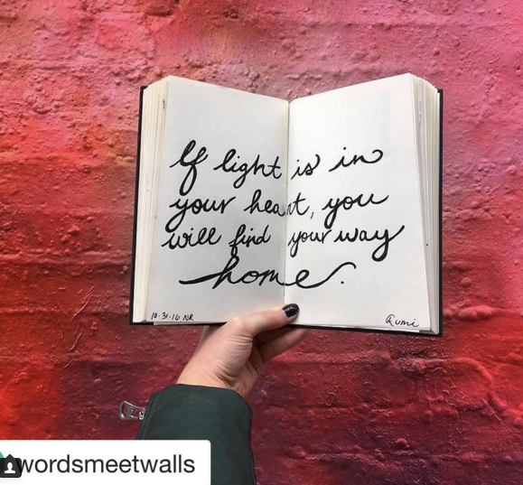 @wordsmeetwalls- check out her amazing content and beautiful words on instagram!!!!!!
