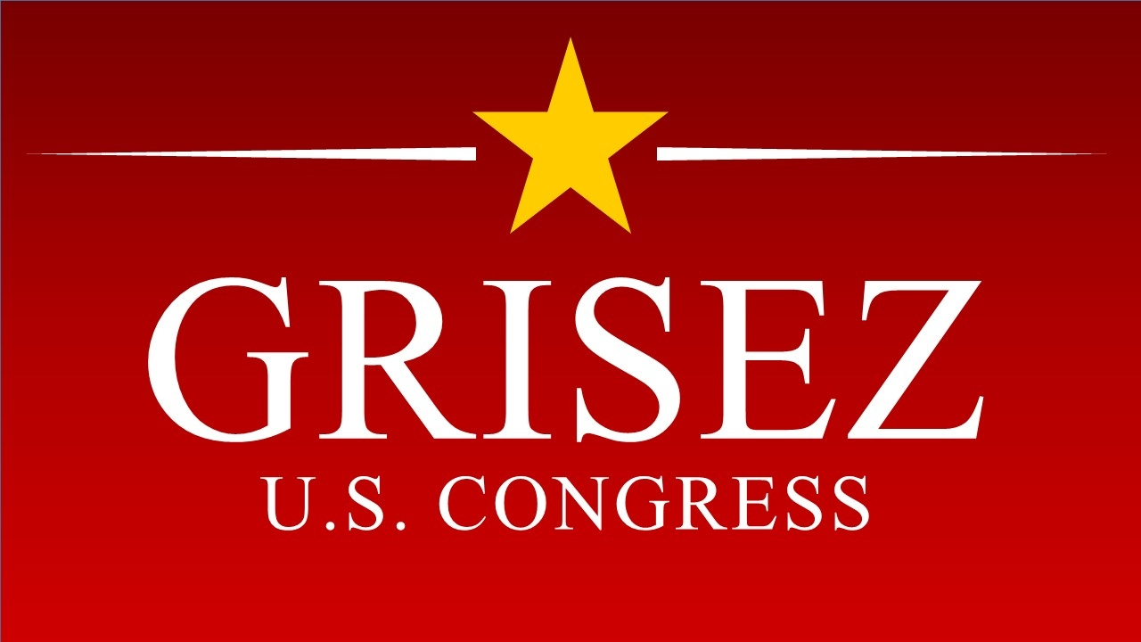 Brandon Grisez for Congress