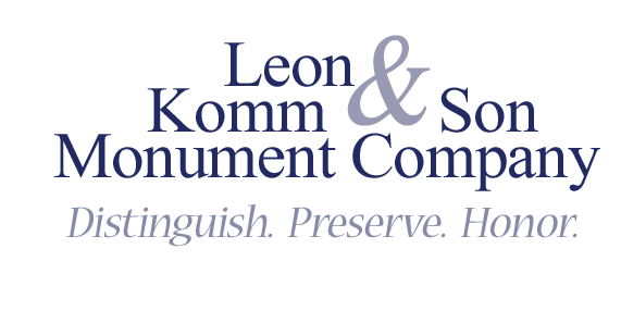 Leon Komm & Son Monument Co.