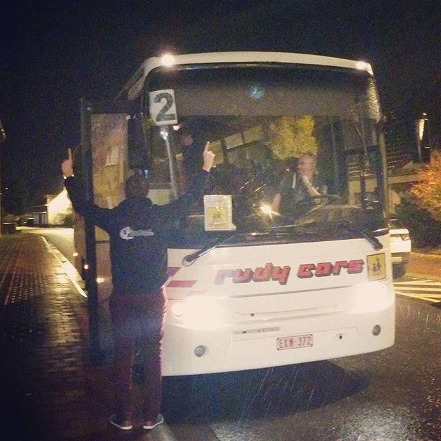 We kapen een gratis bus! Sms 0477/60 37 94 als je wilt weten waar de bus zich bevindt. #jeugdhuizentocht