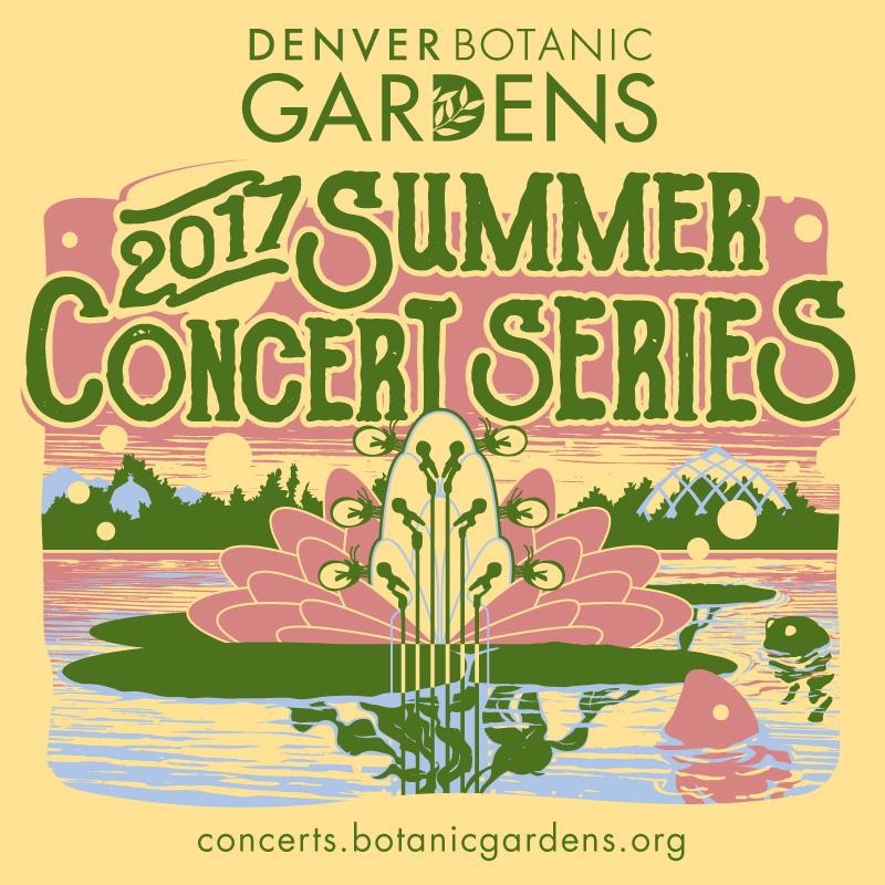 Can\'t Wait: Summer Concert @ Denver Botanic Gardens — Livin\' to Stay ...