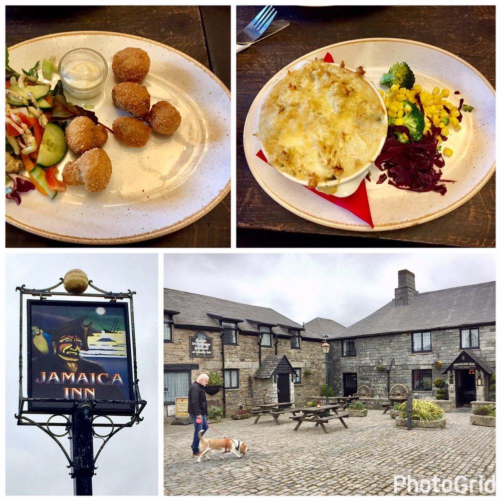 English- The Jamaica Inn, Bodmin, Cornwall