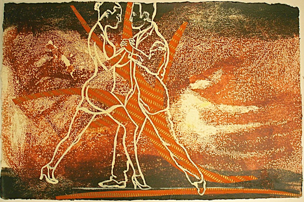 Tango Homage to DuChamp