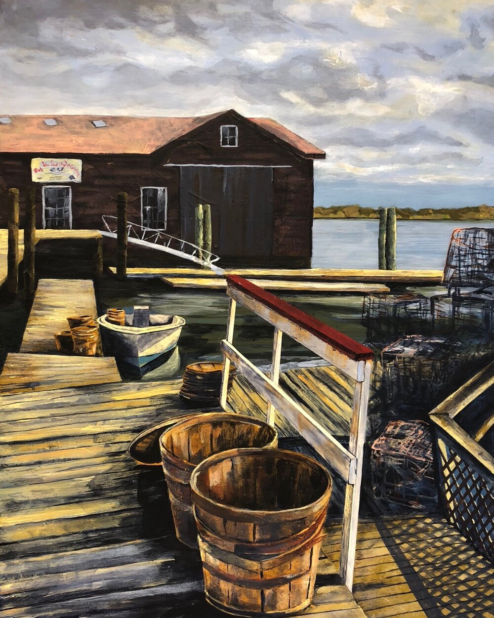 Cape May Salt Oyster Company