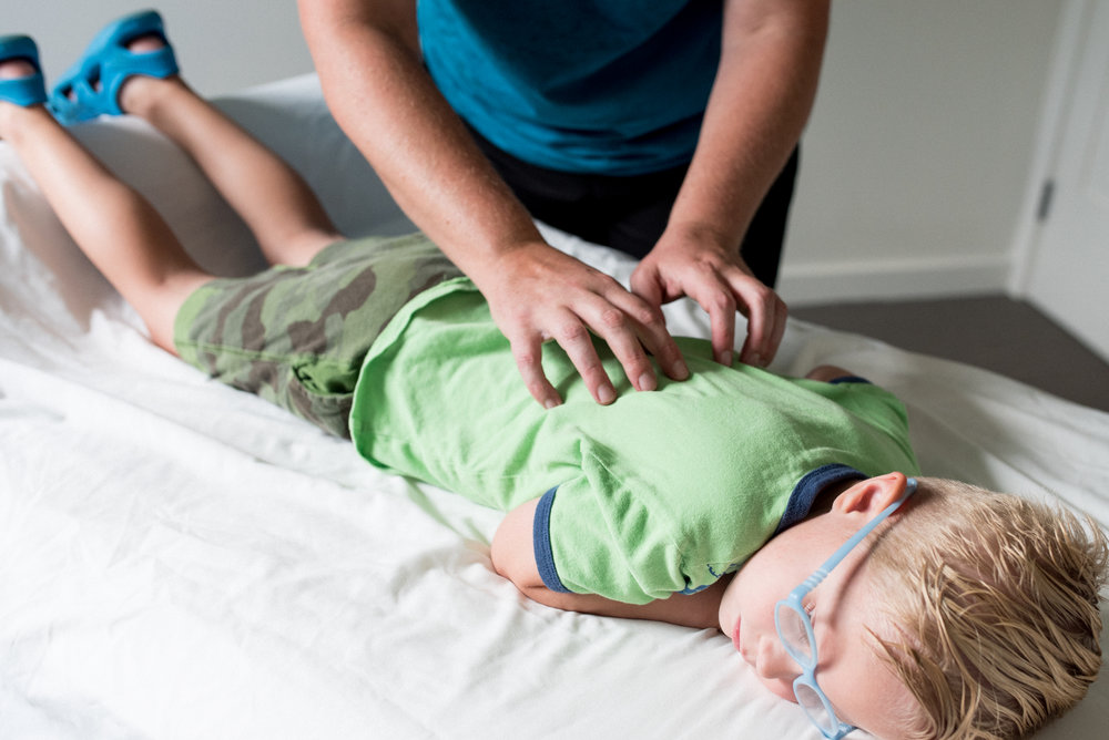 Pediatric - Pediatric massage (2-18 yrs.), like adult massage, promotes health and wellness. Massage has been shown to improve sleep, reduce stress, reduce growing pains, enhance breathing, and address imbalances. Nurturing touch helps children become well-adjusted adults. Sessions start at 30 minutes and additional time and subsequent sessions may be added based on the needs and age of the patient.