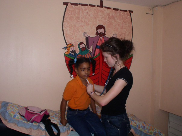 My first mission trip: Santa Domingo, Dominican Republic