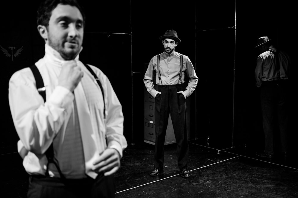 Kafka's THE TRIAL at Cherry Lane  Taylor Mcintosh Photography