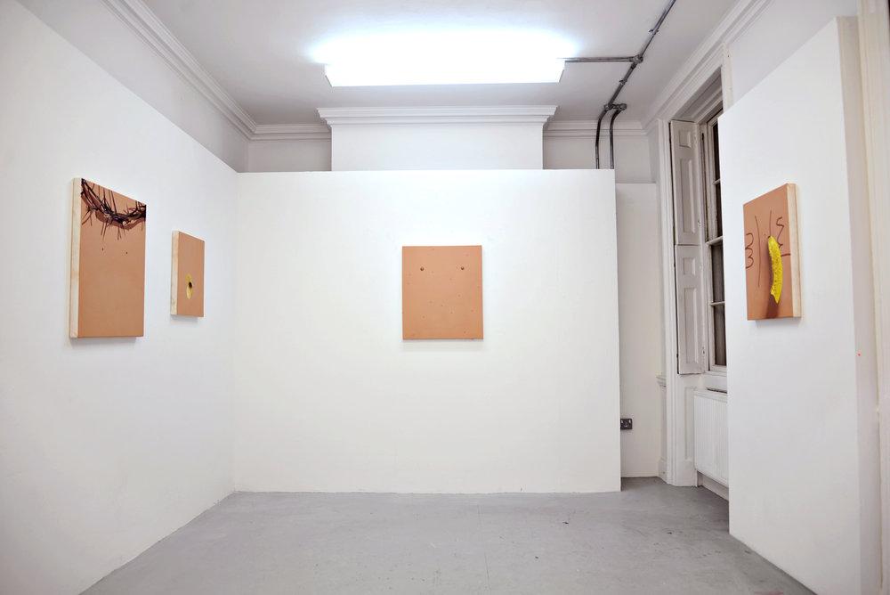 Vanilla/Beige Installation View