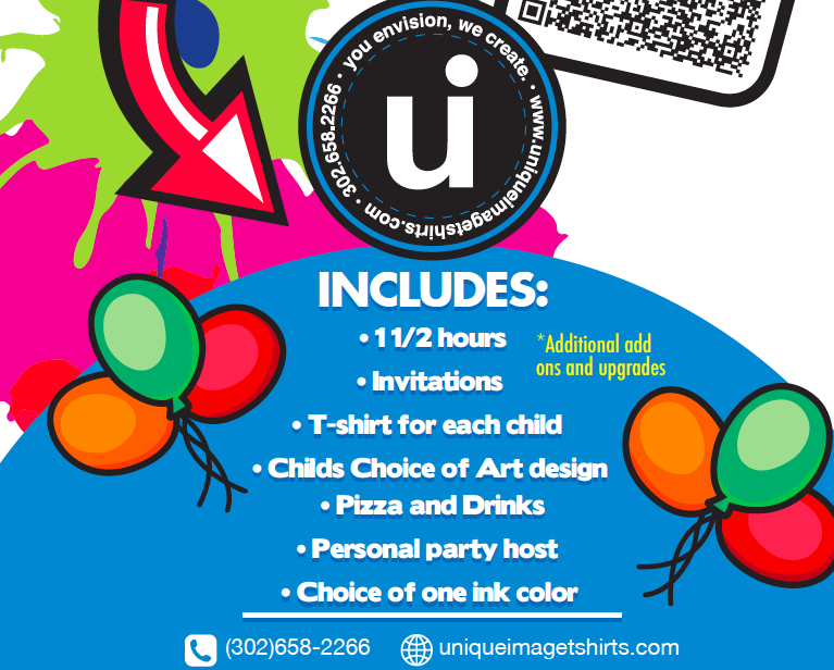 Have a creative birthday party for your child where they will get to pick... -