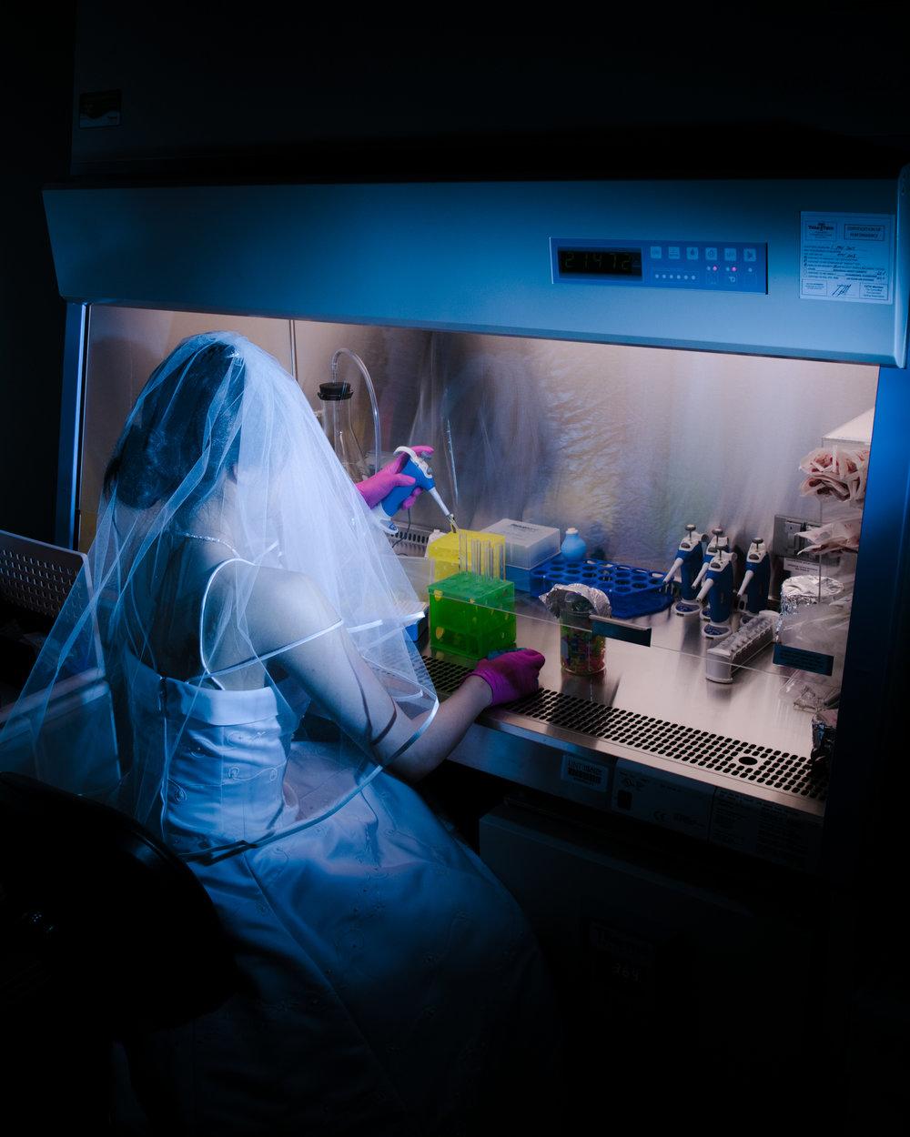 Hood Bride