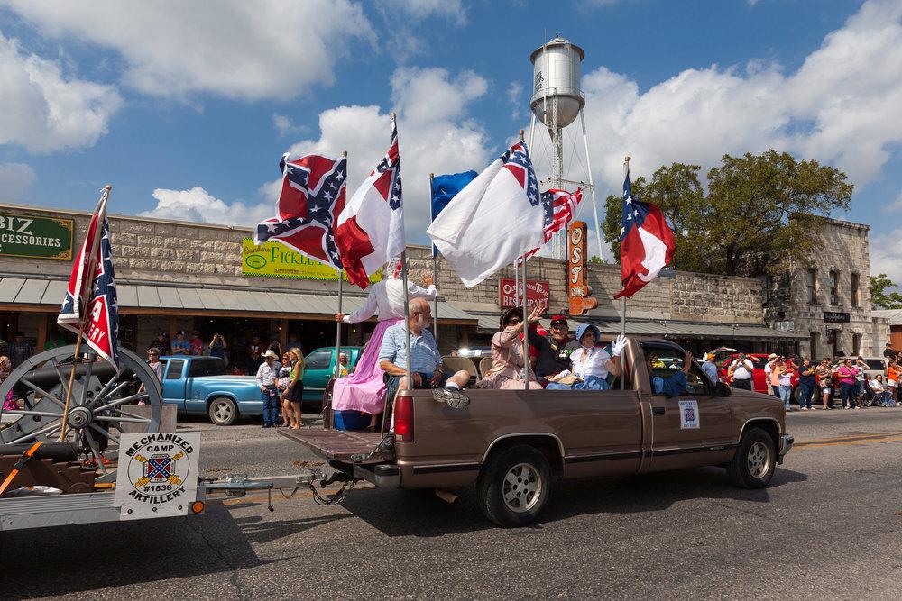 Main Street - Bandera, Texas (2015)