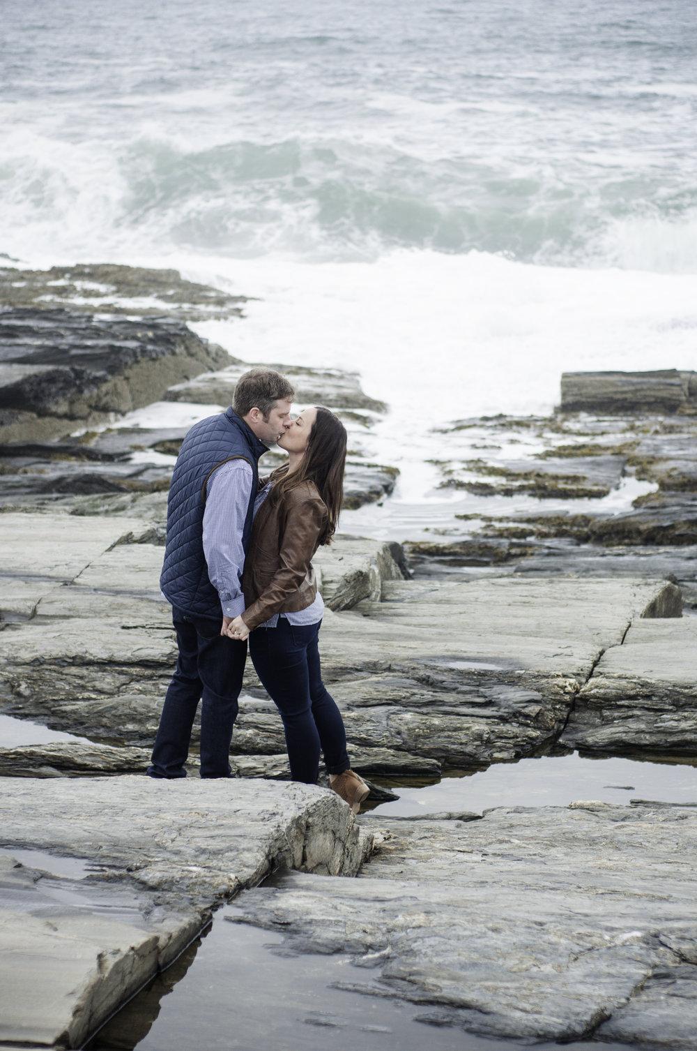 Ocean Engagement Pictures