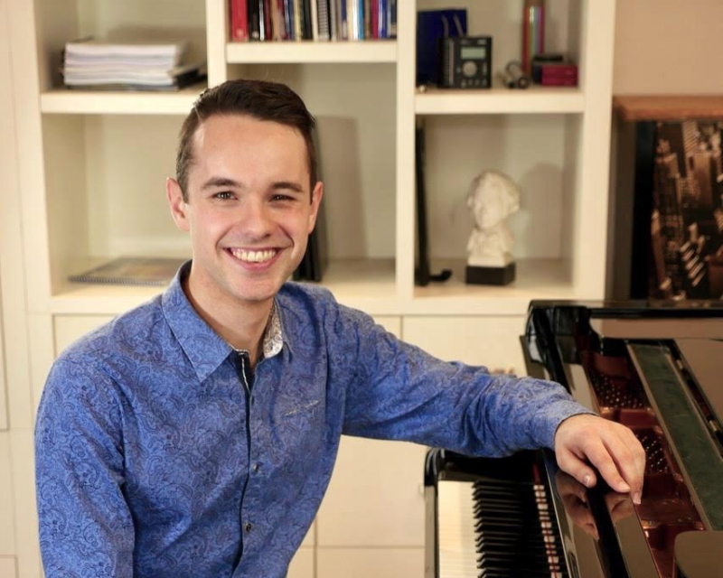 Josh Belperio   Performer and Songwriter - Emerging composer, conductor, pianist and cabaret artist, Josh Belperio, is passionate about helping people better empathise with themselves and with each other through the unique power of music.Josh received his B.mus. in composition from the Elder Conservatorium of Music, Adelaide University, in 2015, studying with Graeme Koehne and Anne Cawrse.His choral compositions have been sung by ensembles such as the Elder Conservatorium Chorale, the Festival Statesmen Chorus, the Young Voices of Melbourne, and the Gondwana Chorale. His orchestral music has been played by the Australian Youth Orchestra, Canberra Youth Orchestra, and Adelaide Youth Sinfonia. As a musical theatre composer, Josh was awarded a $10,000 Carclew Project & Development Grant to fund the first development of an original musical, produced by Release Creative, with support from the Adelaide Festival Centre. In cabaret, Josh accompanied in the 2015 Adelaide Cabaret Festival, and was recently awarded a Helpmann Academy Grant to undertake a mentorship with Michael Griffiths and Amelia Ryan, and vocal lessons with Rosanne Hosking for his upcoming debut show, Scarred For Life.