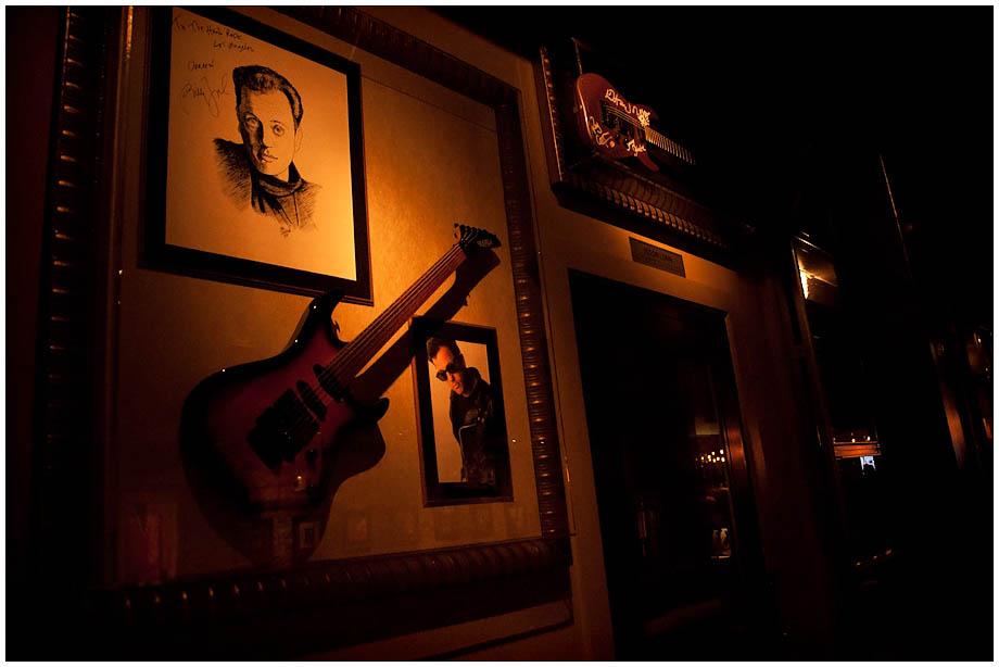 Janet James Rock The Hard Rock Cafe Nashville Tn