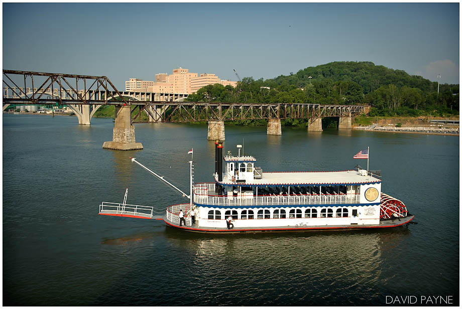Travis Kendall Knoxville Riverboat Company Knoxville