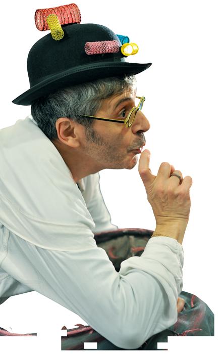 Serge Zenoun : La Folle Complainte d'un  Bigoudi  Esseulé