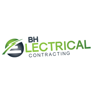 BH Electrical Contracting Logo Design