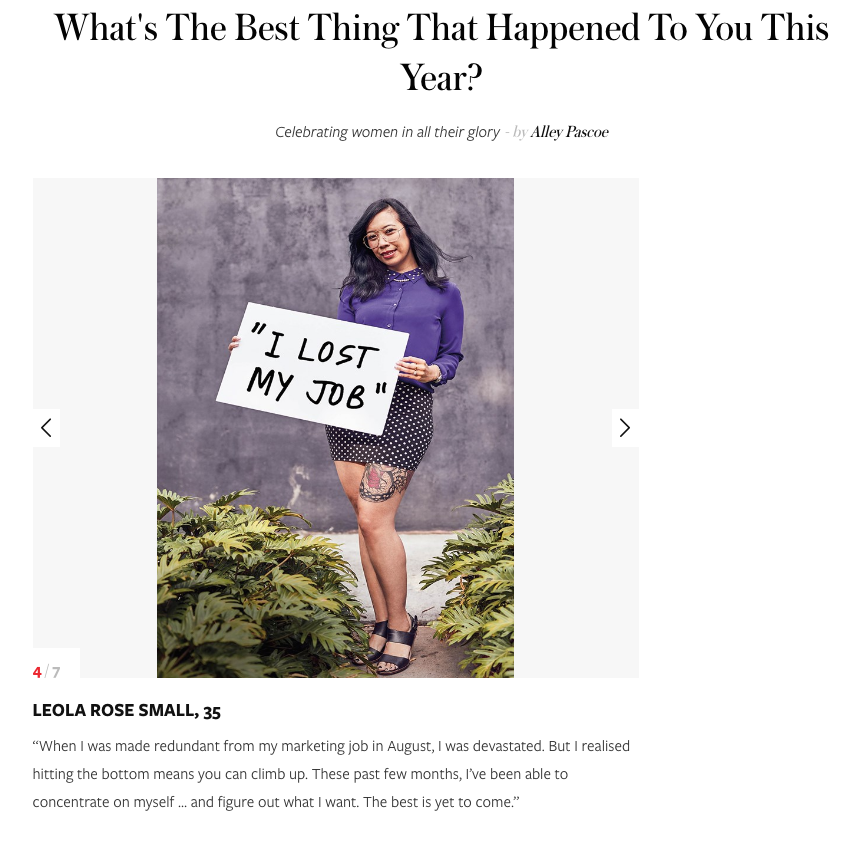 Marie Claire Online - Leola Rose pic Jan 2018.png