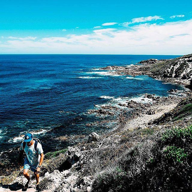 Coastal Walk - Photo: @elementsmargaretriver #russellordphoto #markboskell .... #justanotherdayinwa #margaretriver #AustraliasSW #elementsmargaretriver #travel #adventure