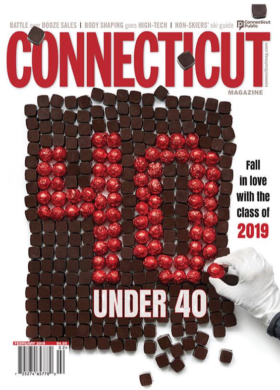 Connecticut Magazine February 2019