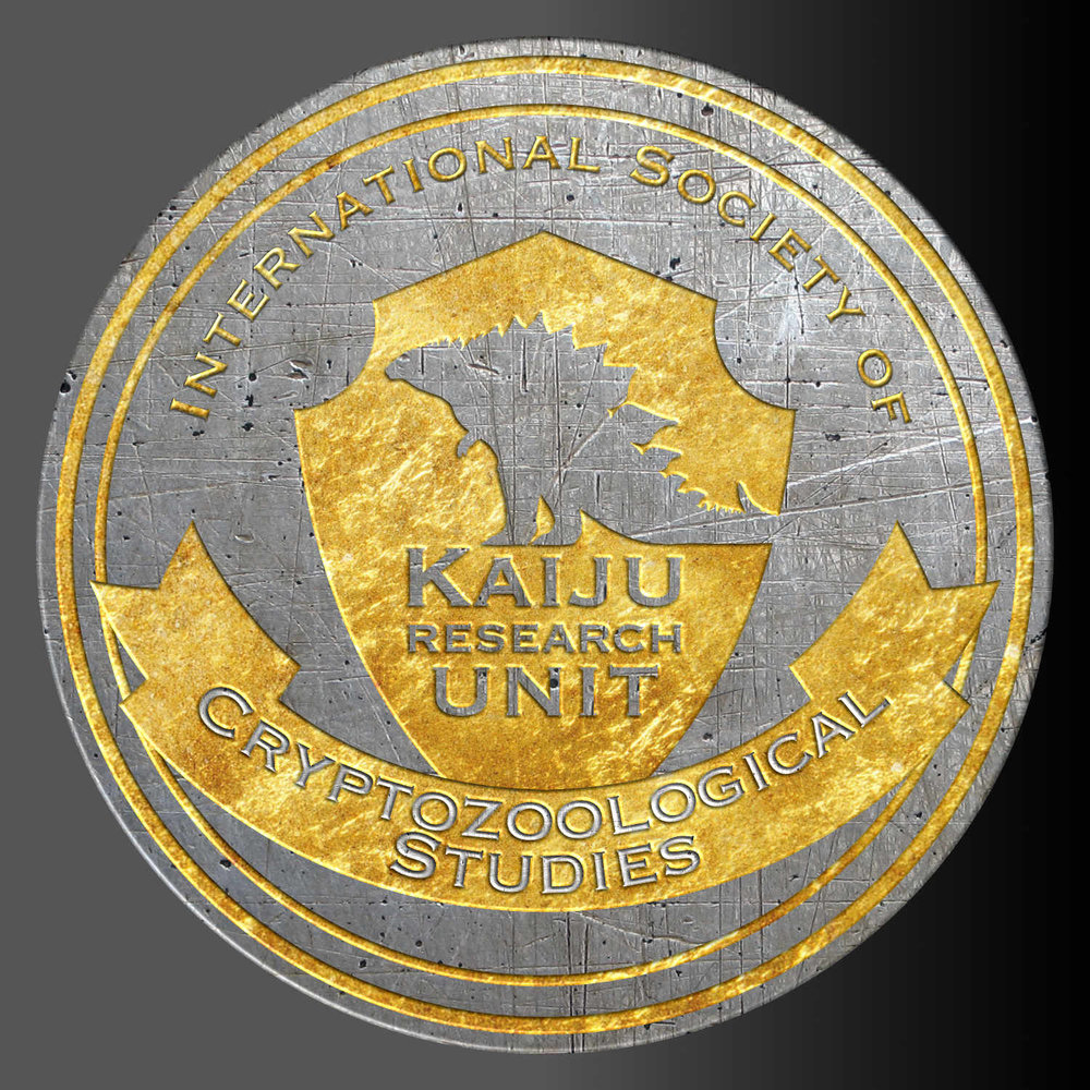 Official seal of the ISCS Kaiju Research Unit
